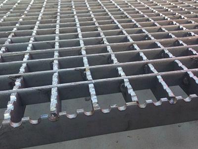 温州齿形钢格板