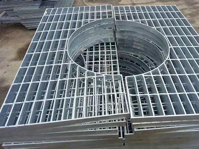 杭州异型踏步钢格板