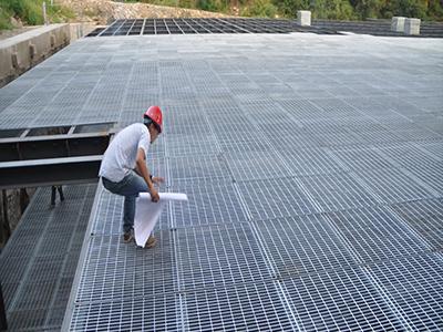 温州电厂平台钢格板