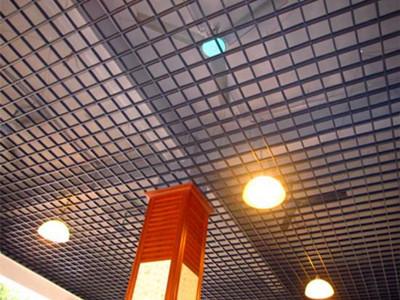 宁波钢格板吊顶