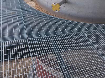 宁波钢厂钢格板