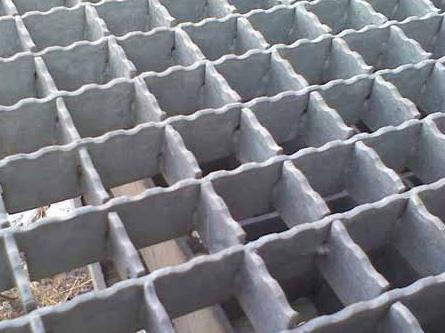 如何提升钢格栅板的工艺?