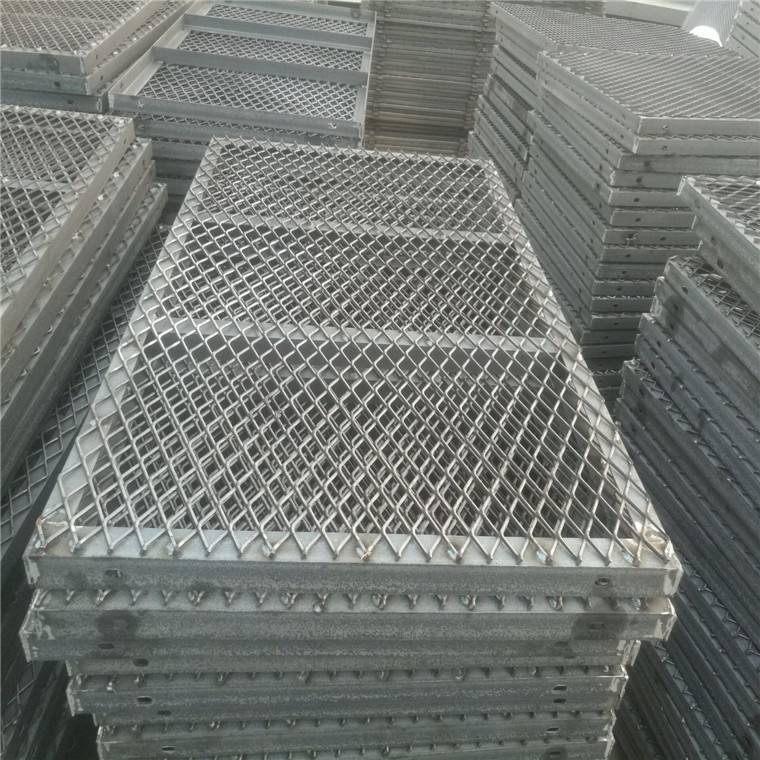 不锈钢钢格栅板如何进行热镀锌
