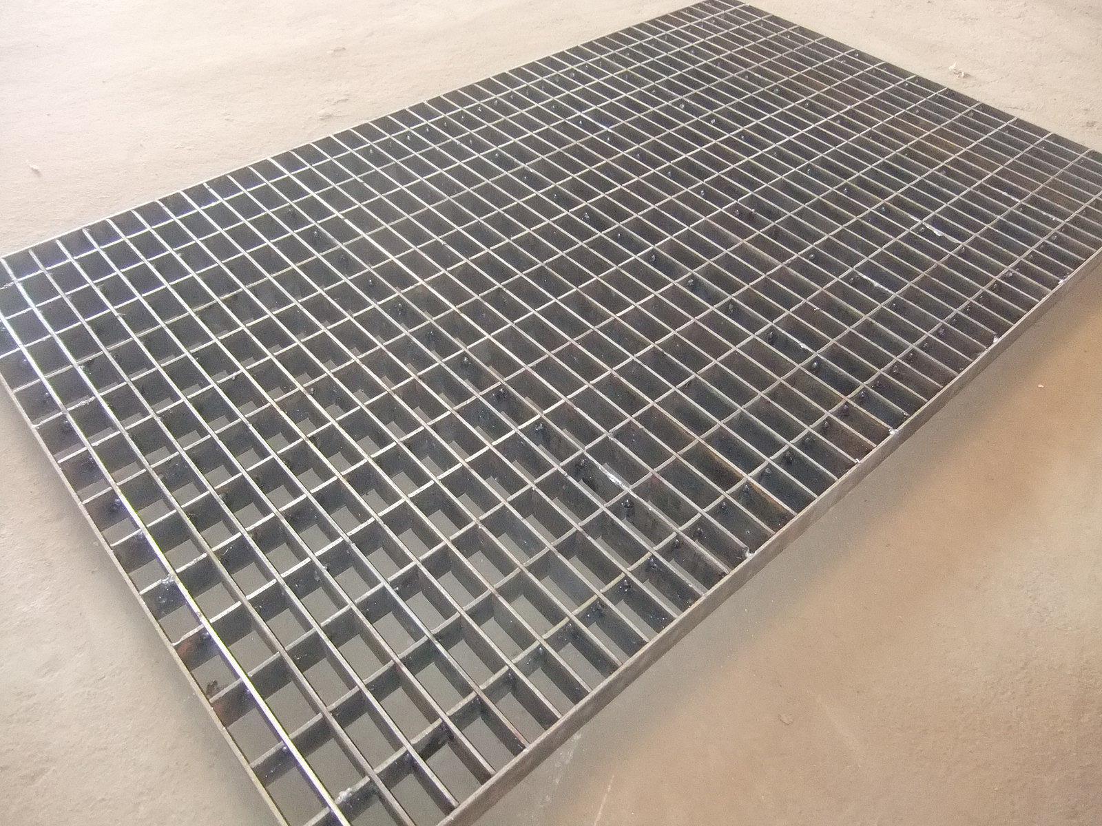 钢格栅板被广泛应用的原因